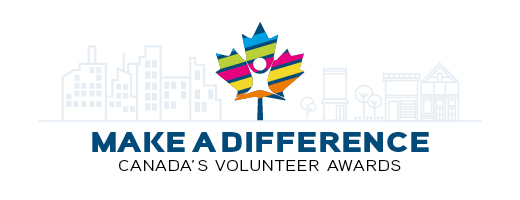 Canada's Volunteer Awards banner